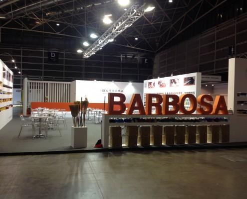 Stand feria Barbosa 1