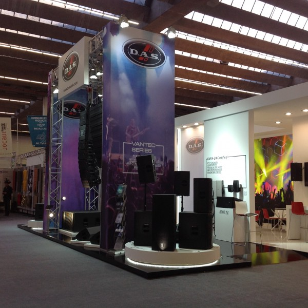 Feria Prolight&Sound Das Audio 2015 3