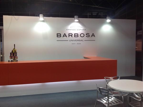 Stand feria Barbosa 4