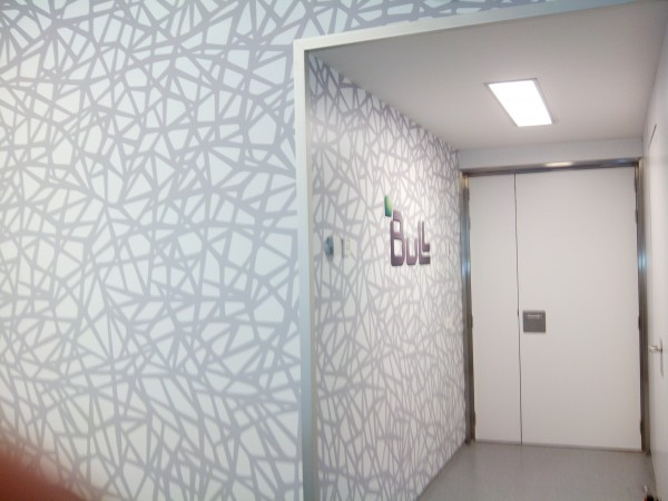 Diseño interiorismo Oficinas Bull 4