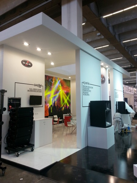 Feria Prolight&Sound Das Audio 2015 4