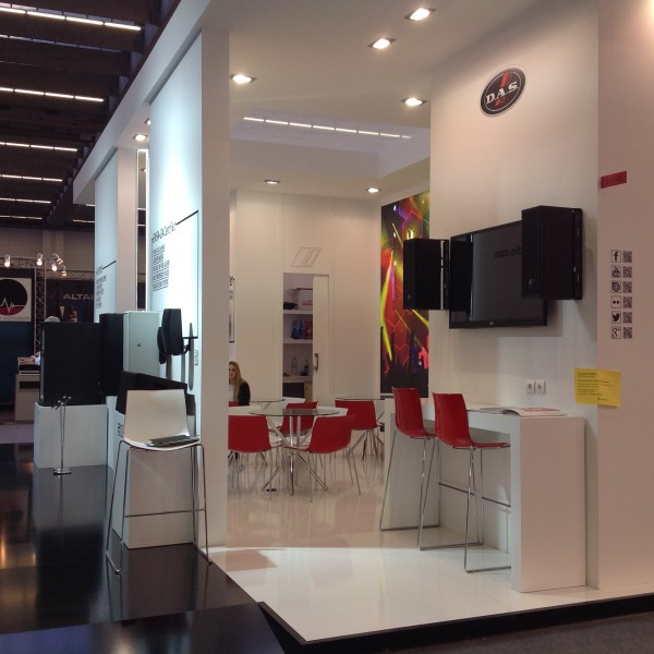 Feria Prolight&Sound Das Audio 2015 5