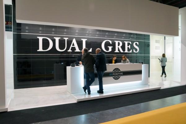 Dualgres Stand Feria Cevisama 2015 2